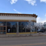 La Veta Mercantile, on the National Register of Historic Buildings