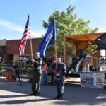 Oktoberfest Military Salute